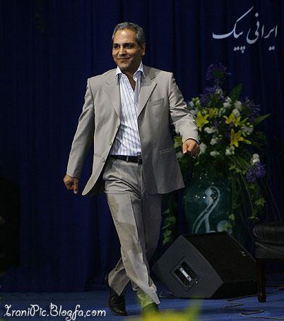 دانلود اجرای زنده ترانه بارون مهران مدیری